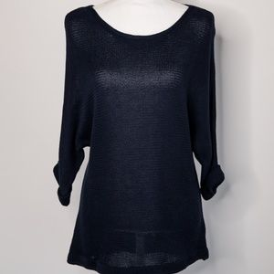 H&M Navy Sweater (Size S)